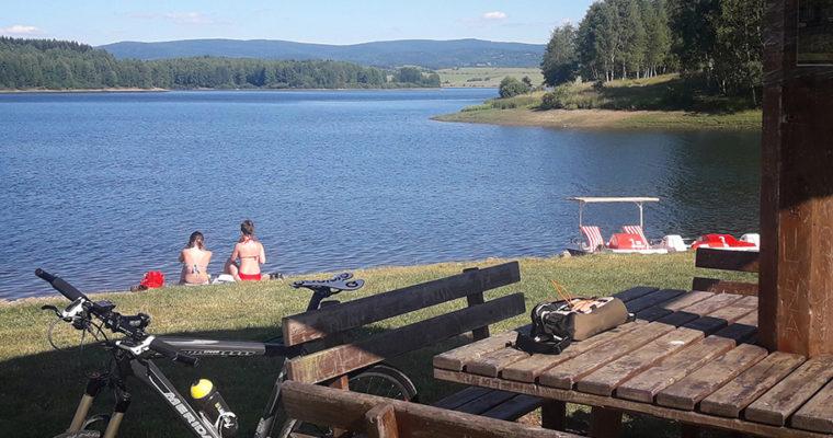 Julski dan na Vlasinskom jezeru