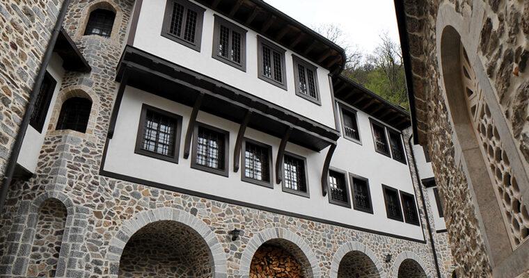 Bigorski manastir Sveti Jovan Bogoslov