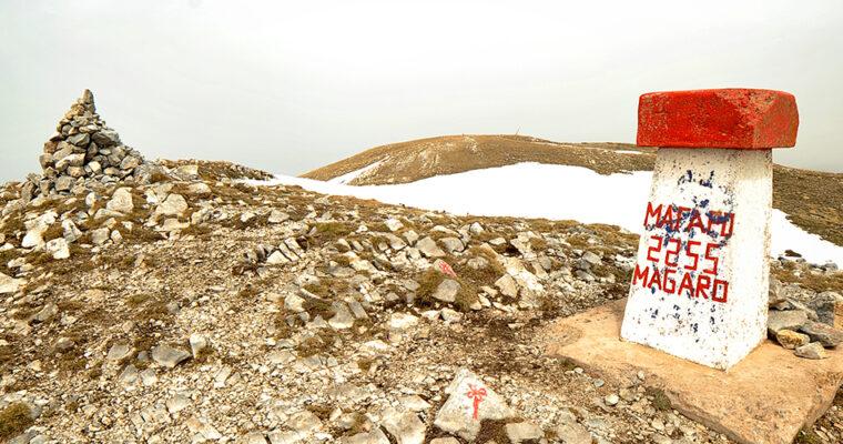 Galičica – vrh Magaro (2255 m)
