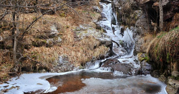Toplodolski vodopadi – donji Pilj, mali i veliki Čungulj