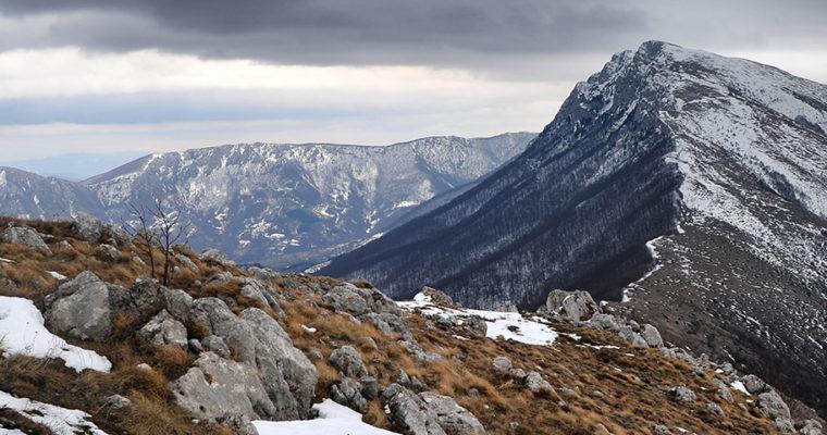 Sokolov put – od Donje do Gornje Studene preko Mosora, Sokolovog kamena i Devojačkog groba