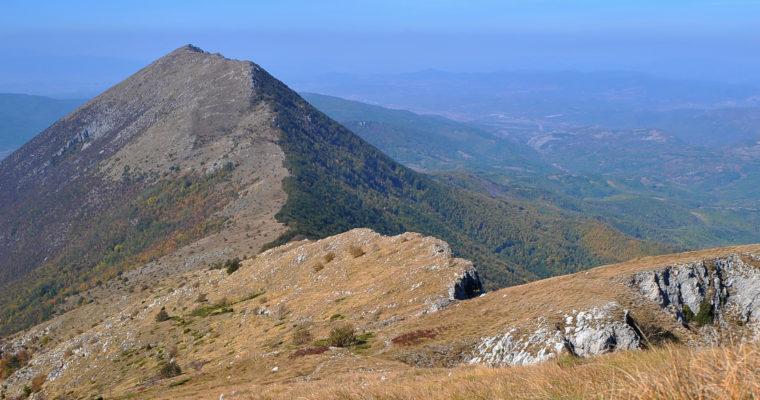 Suva planina i njeni prvenci – Francovom stazom