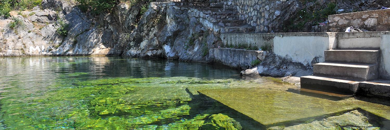 Popšica: bazen sa izvorskom vodom
