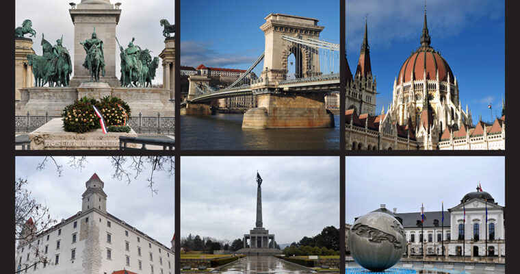 Budimpešta , Bratislava, Beč – dnevnik putovanja