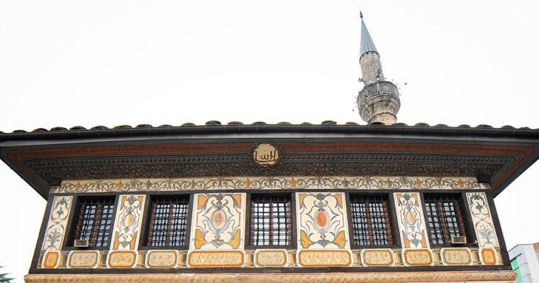 Šarena džamija (Xhamija e Pashës), Tetovo