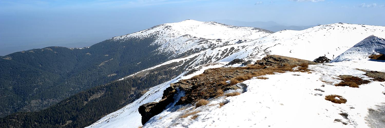 Nidže – vrh Kajmakčalan (2524 m)