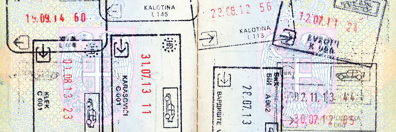 Najbolje priče su ispisane na stranicama Vašeg pasoša