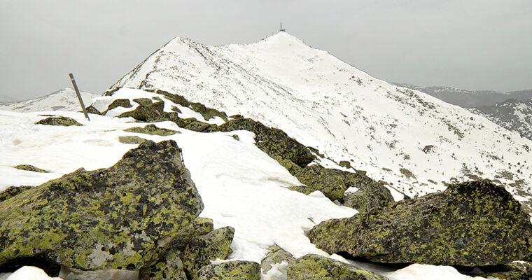 NP Pelister – vrh Stiv (2468 m)